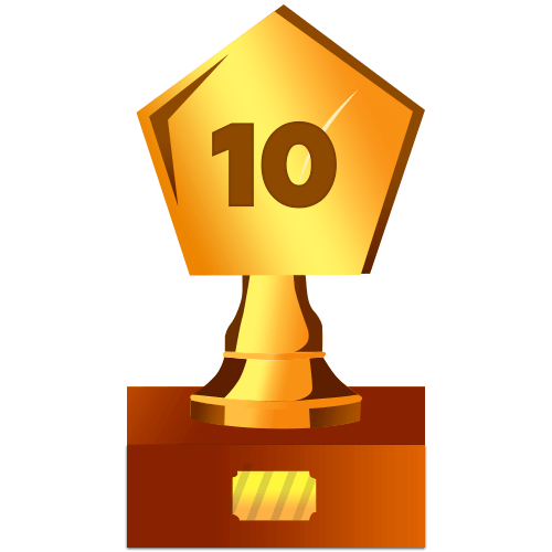 10 плюсов подряд и награда твоя