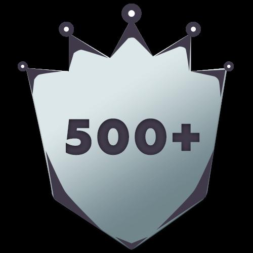 500 верных прогнозов во всех конкурсах и награда твоя